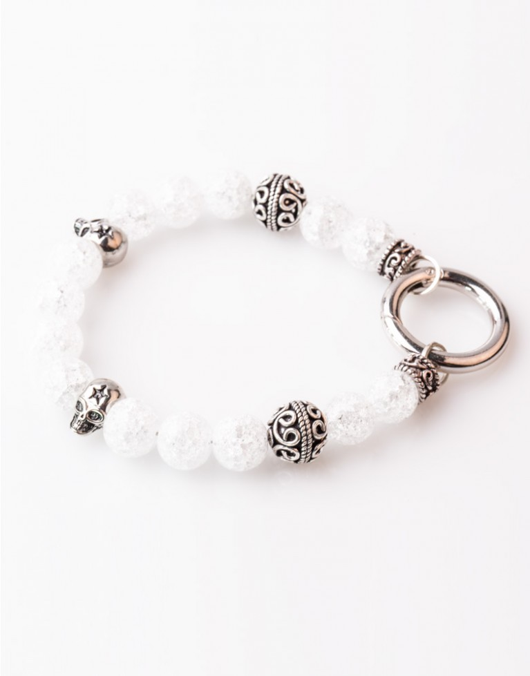 Armband / Bracelet Chrystal with Lock
