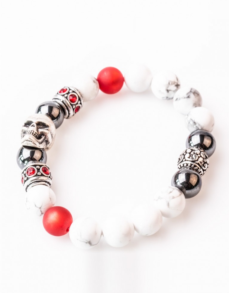 Armband Bracelet / Howlith