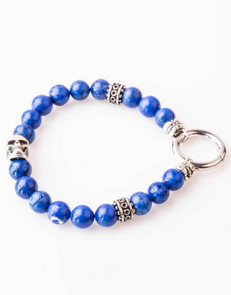 Armband / Bracelet Sapphire with Lock
