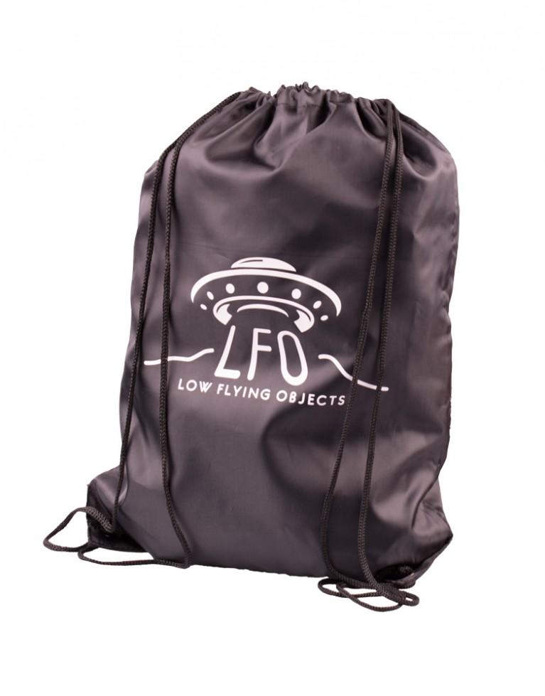 LFO Stuff Bag black