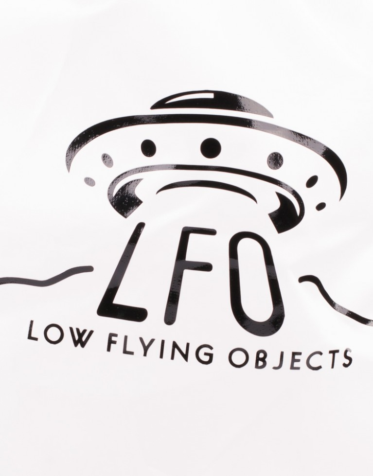 LFO Stuff Bag white