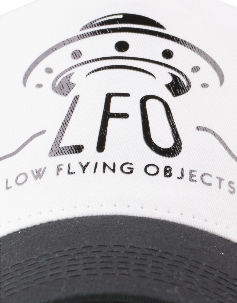 LFO Trucker Cap black / white / black