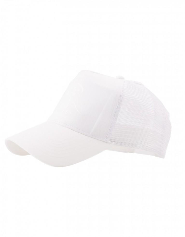 LFO Trucker Cap white / white / white