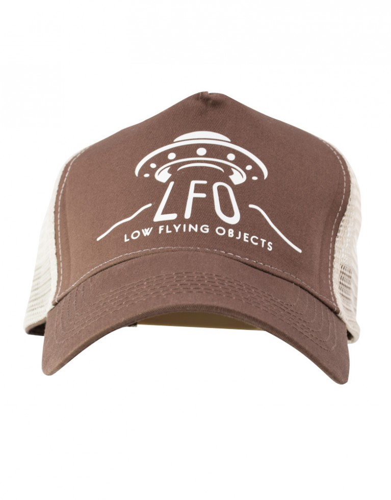 LFO Trucker Cap chocolate / caramel / white