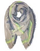 Cosy, Jack & Silky - Schal / Tuch blau / grün