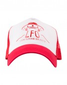 LFO Trucker Cap red / white / red