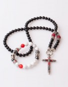 Halskette / Necklace Red Cross